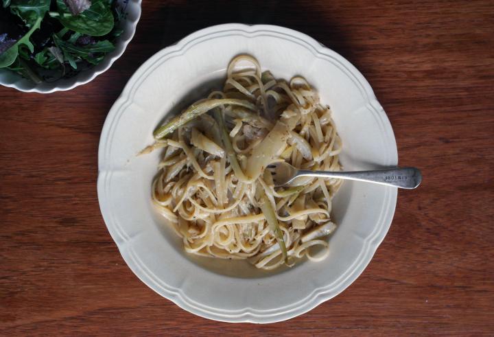 fennel-pasta